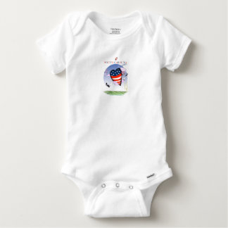 south carolina loud and proud, tony fernandes baby onesie