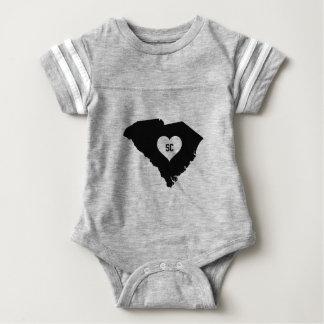 South Carolina Love Baby Bodysuit