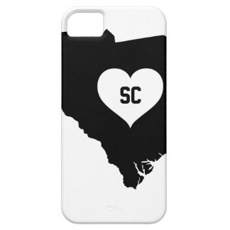 South Carolina Love iPhone 5 Covers