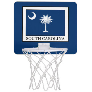 South Carolina Mini Basketball Hoop