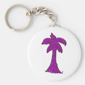 south carolina palmetto tree keychain