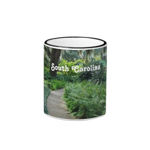 South Carolina Park Mug