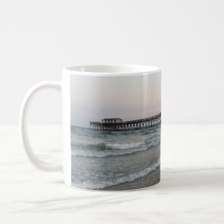 South Carolina pier, Myrtle Beach Coffee Mug