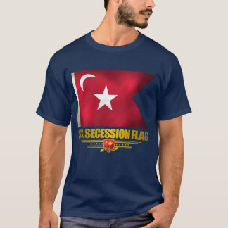 South Carolina Secession Flag T-Shirt