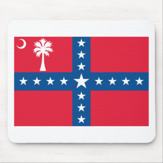South Carolina Sovereignty Flag (1860-1861) Mouse Pad