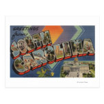 South Carolina (State Capital/Flower) Post Card