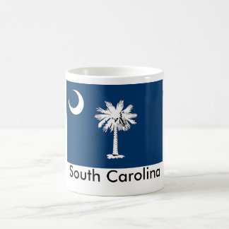 South Carolina State Flag Mug