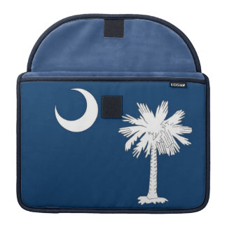 South Carolina State Flag Rickshaw Flap Sleeve