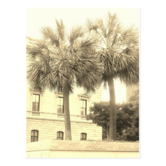 South Carolina Statehouse Postcard