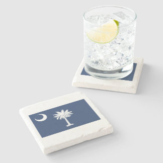 South Carolina Stone Coaster