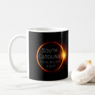 South Carolina Total Eclipse Mug