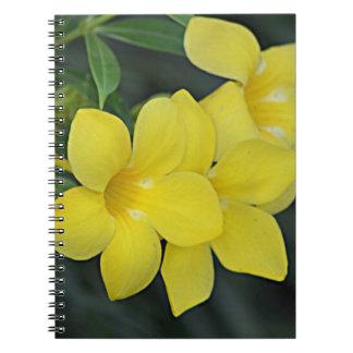 South Carolina Yellow Jessamine Notebook