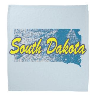 South Dakota Bandanna