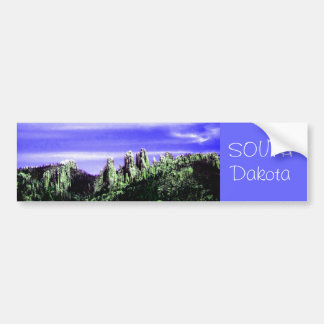 South Dakota bumper sticker
