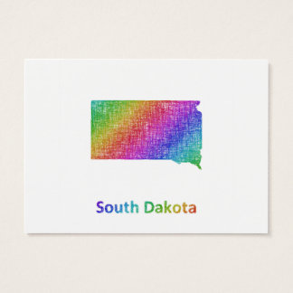 South Dakota Business Card