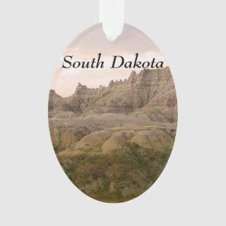 South Dakota Countryside Ornament