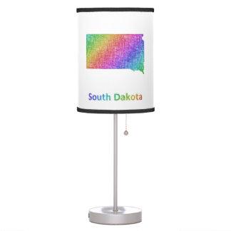 South Dakota Desk Lamp