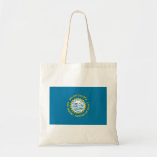 South Dakota Flag Tote Bag