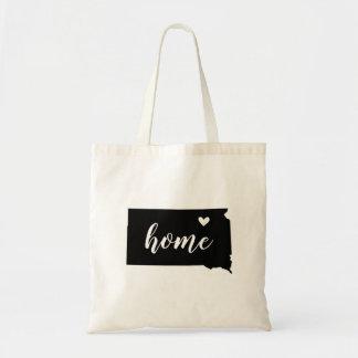 South Dakota Home State Tote Bag
