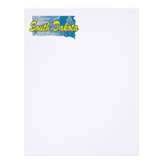 South Dakota Letterhead