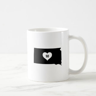South Dakota Love Coffee Mug