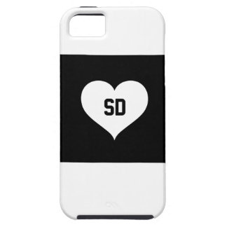 South Dakota Love iPhone 5 Case