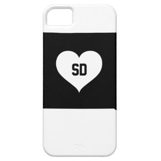 South Dakota Love iPhone 5 Cases