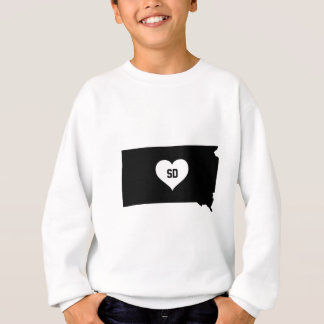South Dakota Love Sweatshirt