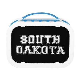 South Dakota Lunch Box