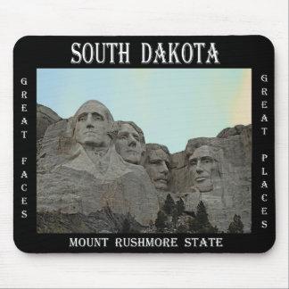 South Dakota Mount Rushmore State Mouse Pad