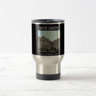 South Dakota Mount Rushmore State Travel Mug