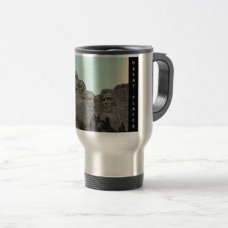 South Dakota Mount Rushmore State Travel Mug
