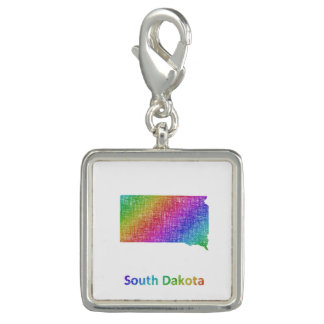 South Dakota Photo Charm
