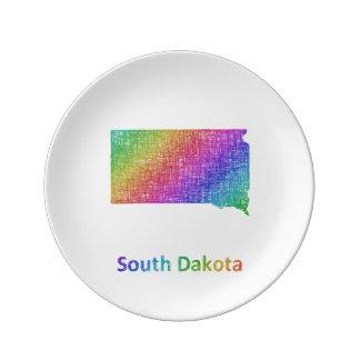 South Dakota Plate