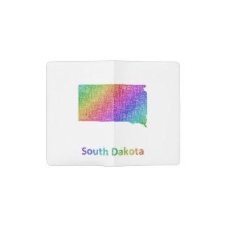 South Dakota Pocket Moleskine Notebook