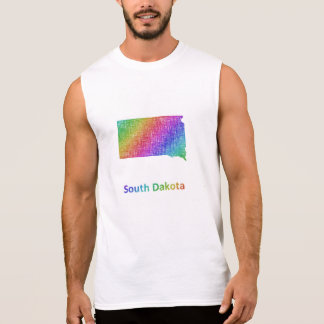 South Dakota Sleeveless Shirt