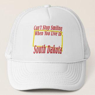 South Dakota - Smiling Trucker Hat