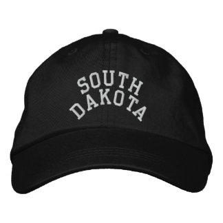 South Dakota State Embroidered Embroidered Baseball Caps