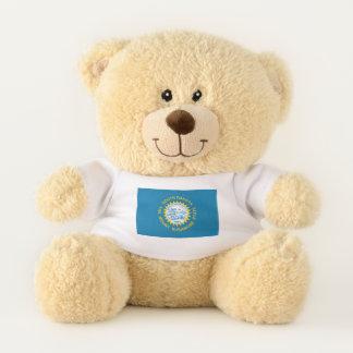South Dakota State Flag Teddy Bear