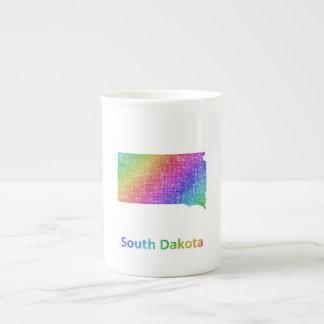 South Dakota Tea Cup
