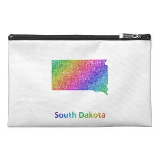 South Dakota Travel Accessory Bag
