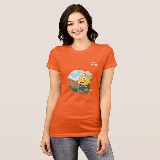 South Dakota VIPKID T-Shirt (orange)