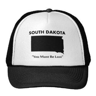 South Dakota - You Must Be Lost Trucker Hat