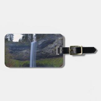 South Falls at Silver Falls State Park Oregon Luggage Tag