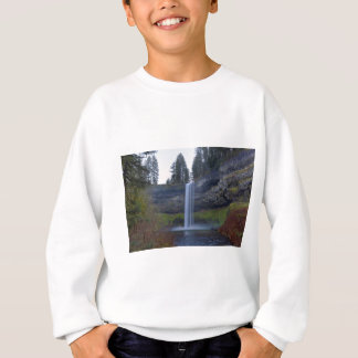 South Falls at Silver Falls State Park Oregon Sweatshirt