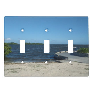 SOUTH FLORIDA WATERS LIGHT SWITCH COVER