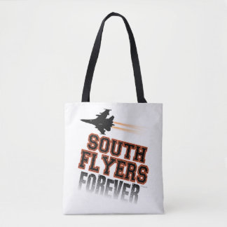 SOUTH FLYERS FOREVER TOTE BAG