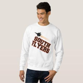 SOUTH FLYERS- Mens Sweatshirt... JET on the BACK! Sweatshirt