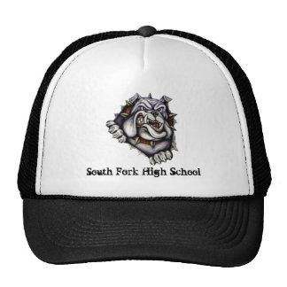 South Fork High School Hats