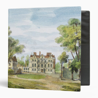 South Front, Old Palace, Kew Gardens, plate 2 from Vinyl Binder